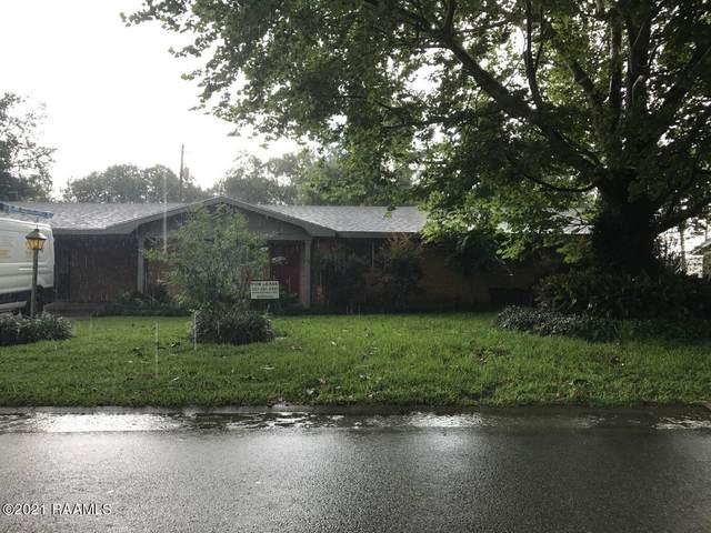 113 Montgomery Drive, Lafayette, LA 70506 (MLS #21009355) :: Keaty Real Estate
