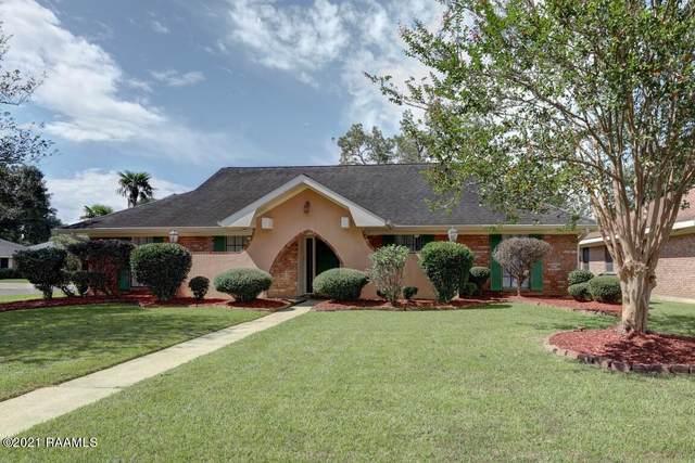 601 Venus Drive, Lafayette, LA 70501 (MLS #21009398) :: Keaty Real Estate