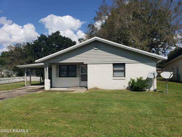 2907 Old Jeanerette Road, New Iberia, LA 70563 (MLS #21009399) :: Keaty Real Estate