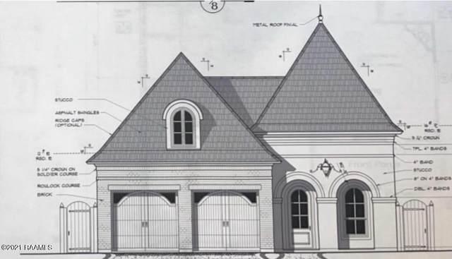 103 Misty Wind Drive, Broussard, LA 70518 (MLS #21009445) :: Keaty Real Estate