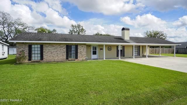 402 Elizabeth Drive, Rayne, LA 70578 (MLS #21009472) :: United Properties