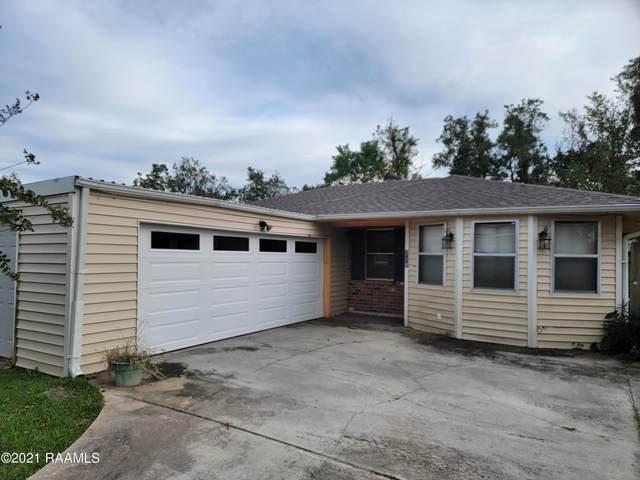 214 Ebony Drive, Opelousas, LA 70570 (MLS #21009509) :: Keaty Real Estate