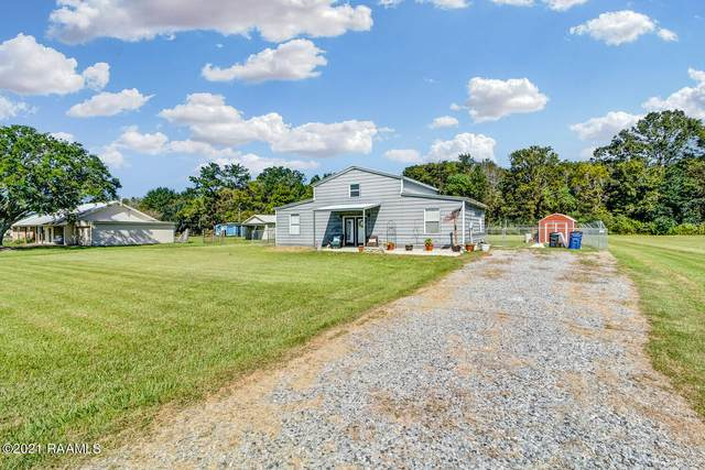 159 John Paul Drive, Opelousas, LA 70570 (MLS #21009531) :: Keaty Real Estate