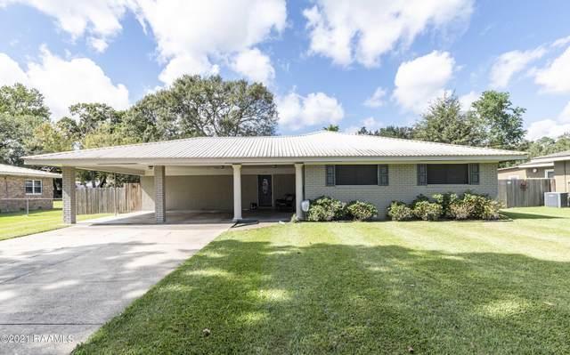 612 Myra Street, New Iberia, LA 70563 (MLS #21009540) :: Keaty Real Estate