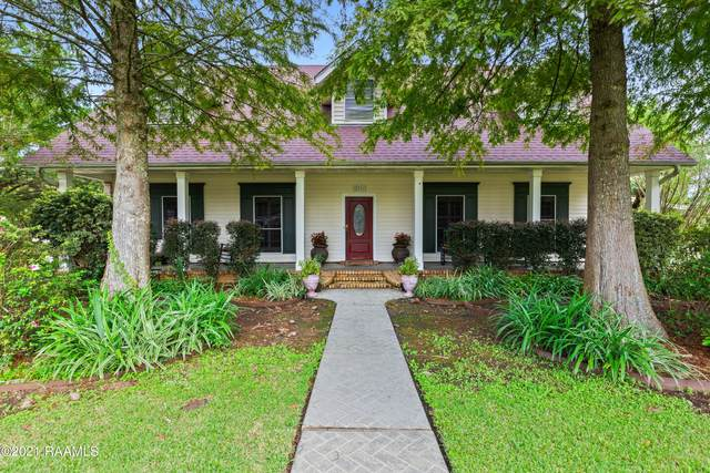 2216 Belle Ruelle, New Iberia, LA 70563 (MLS #21009549) :: Keaty Real Estate