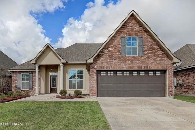 104 Emerson Road, Youngsville, LA 70592 (MLS #21009571) :: Becky Gogola