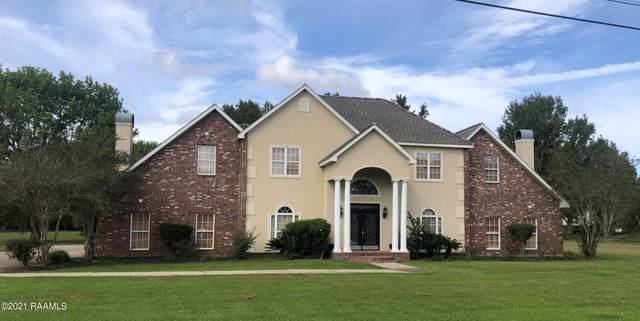 2758 Ducharme Road, Opelousas, LA 70570 (MLS #21009597) :: Keaty Real Estate