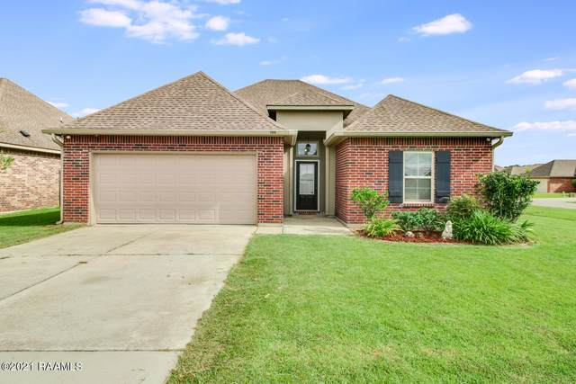 100 Dusty Canyon Drive, Youngsville, LA 70592 (MLS #21009602) :: Becky Gogola