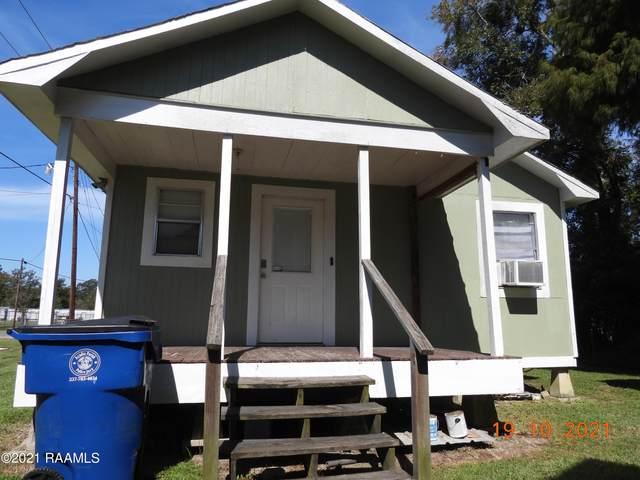 120 S Broadway Street, Church Point, LA 70525 (MLS #21009614) :: Becky Gogola