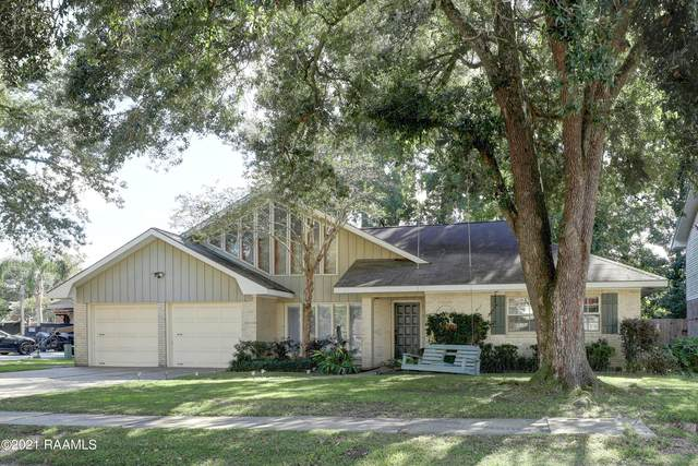 201 Aundria Drive, Lafayette, LA 70503 (MLS #21009618) :: Keaty Real Estate
