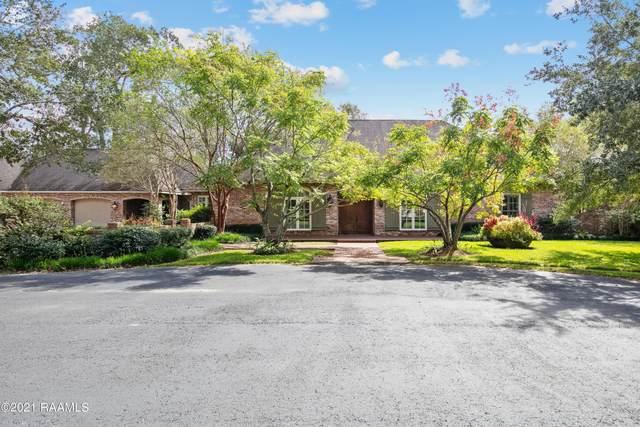 175 Lago Avenue, Opelousas, LA 70570 (MLS #21009621) :: Keaty Real Estate