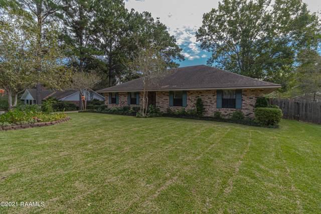 192 Tillou Andrus Drive, Opelousas, LA 70570 (MLS #21009624) :: Keaty Real Estate