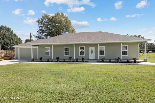 114 Wildflower Lane, Opelousas, LA 70570 (MLS #21009630) :: Keaty Real Estate
