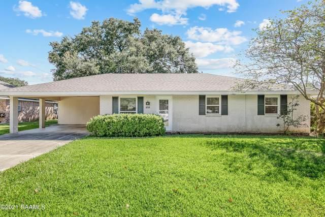 215 Montgomery Drive, Lafayette, LA 70506 (MLS #21009631) :: Keaty Real Estate
