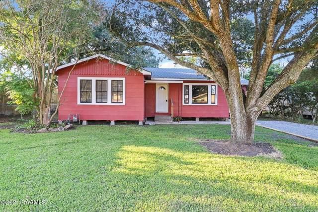 1327 Girouard Street, New Iberia, LA 70560 (MLS #21009650) :: Keaty Real Estate