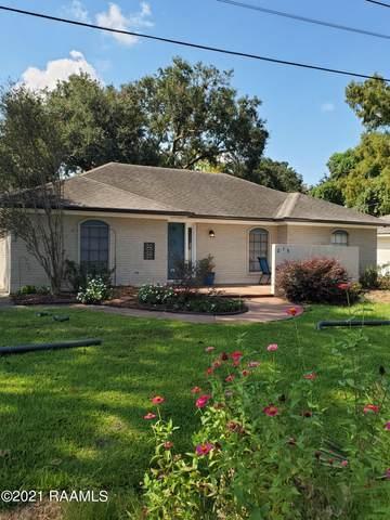 218 Debby Drive, Lafayette, LA 70503 (MLS #21009662) :: Keaty Real Estate