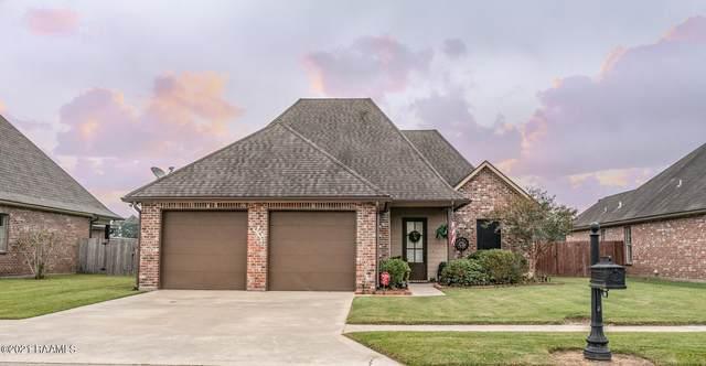 301 Brookhaven Drive, Youngsville, LA 70592 (MLS #21009676) :: United Properties