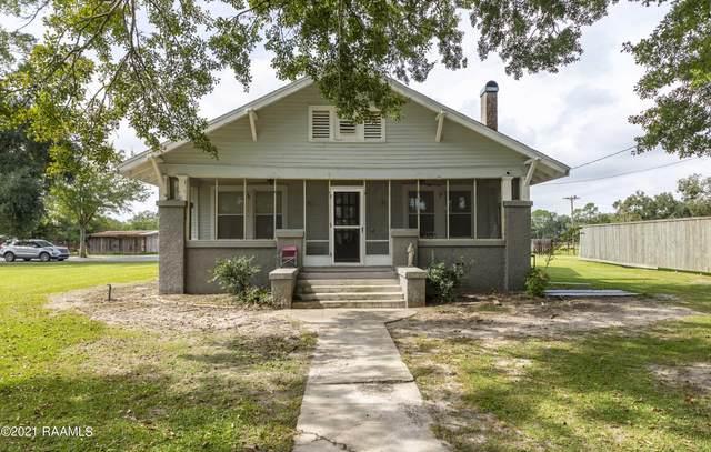 1504 S Ave F, Crowley, LA 70526 (MLS #21009680) :: Keaty Real Estate