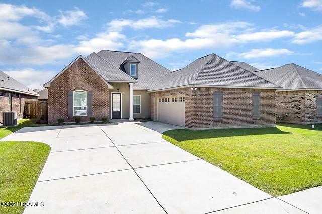 107 Barnet Court, Carencro, LA 70520 (MLS #21009691) :: Keaty Real Estate