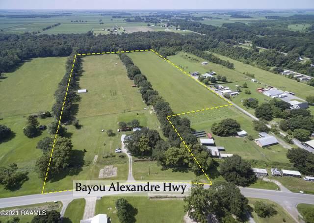 1076 Bayou Alexandre Hwy, St. Martinville, LA 70582 (MLS #21009698) :: Becky Gogola