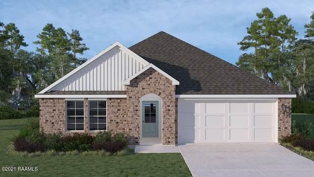 163 Cane Run Court, Duson, LA 70529 (MLS #21009727) :: United Properties