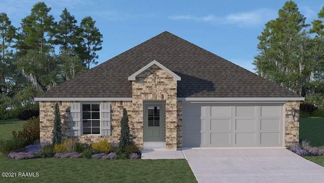 167 Cane Run Court, Duson, LA 70529 (MLS #21009728) :: United Properties