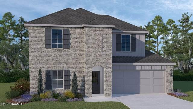 175 Cane Run Court, Duson, LA 70529 (MLS #21009730) :: United Properties
