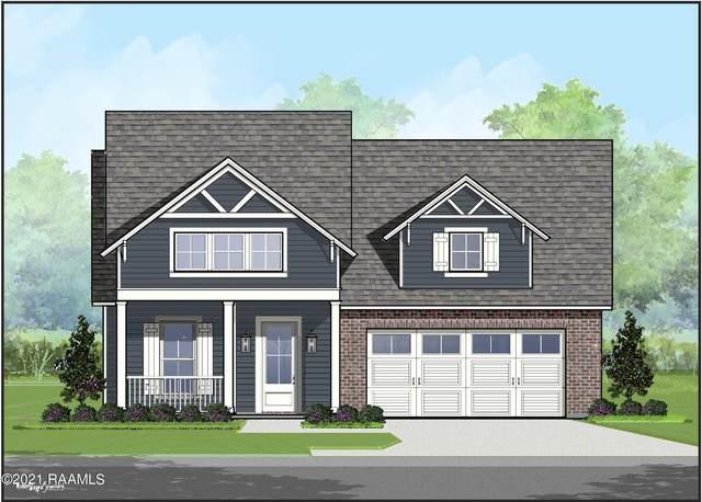102 Harvest Creek Lane, Lafayette, LA 70508 (MLS #21009731) :: Keaty Real Estate