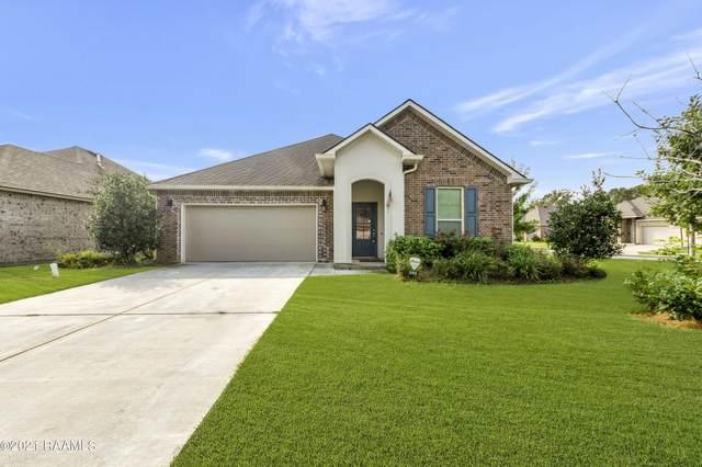 200 Saddle Crest Drive, Lafayette, LA 70507 (MLS #21009732) :: United Properties