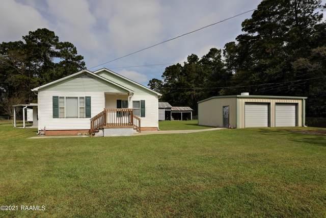 2609 Old Evangeline Hwy Highway, Evangeline, LA 70537 (MLS #21009748) :: United Properties