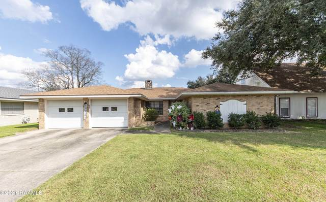 103 Mesa Circle, Lafayette, LA 70506 (MLS #21009750) :: Keaty Real Estate