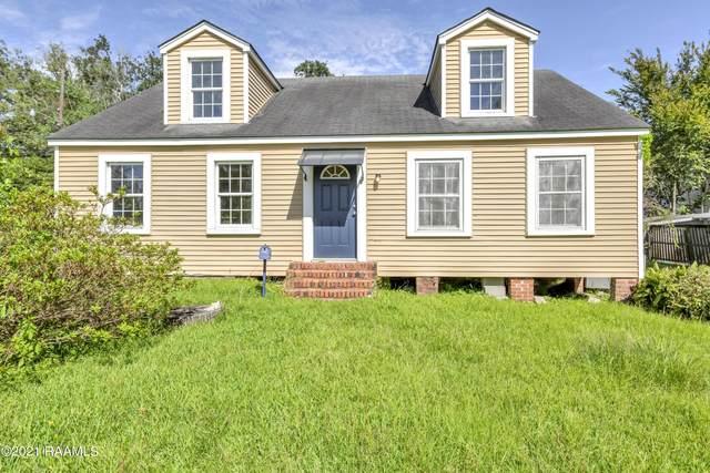 175 Catherine Street, Lafayette, LA 70503 (MLS #21009761) :: Keaty Real Estate