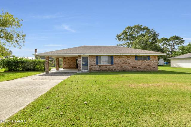 636 E 17th Street, Crowley, LA 70526 (MLS #21009764) :: United Properties