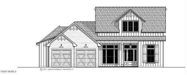 231 Canary Palm Way, Broussard, LA 70518 (MLS #21009791) :: Keaty Real Estate