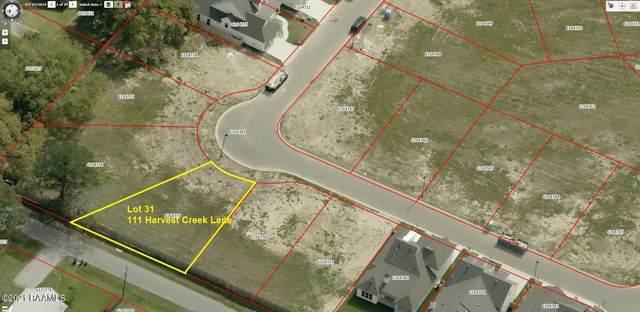 111 Harvest Creek Lane, Lafayette, LA 70508 (MLS #21009793) :: Keaty Real Estate