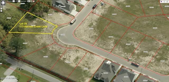 115 Harvest Creek Lane, Lafayette, LA 70508 (MLS #21009795) :: Keaty Real Estate