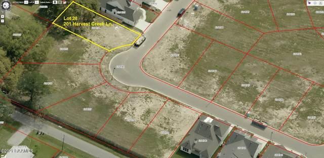 201 Harvest Creek Lane, Lafayette, LA 70508 (MLS #21009796) :: Keaty Real Estate