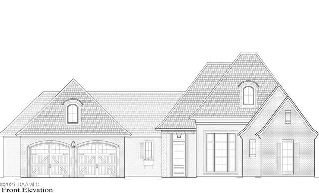606 Channel Drive, Broussard, LA 70518 (MLS #21009811) :: Keaty Real Estate
