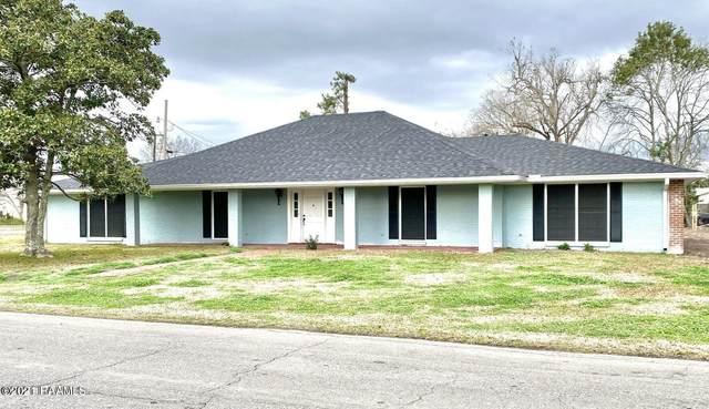 210 W Butler Street, Rayne, LA 70578 (MLS #21009849) :: United Properties