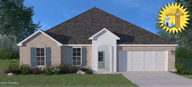 201 Rue Cordorcet, Youngsville, LA 70592 (MLS #21009858) :: United Properties