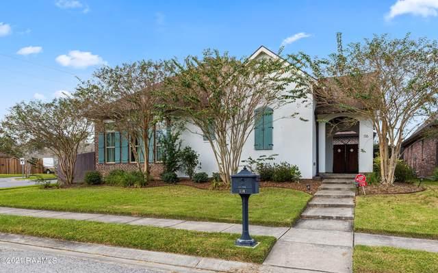 116 Rue Saint Barts, Youngsville, LA 70592 (MLS #21009859) :: United Properties
