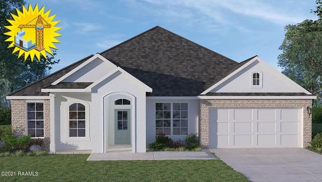 119 Rue Cordorcet, Youngsville, LA 70592 (MLS #21009860) :: United Properties