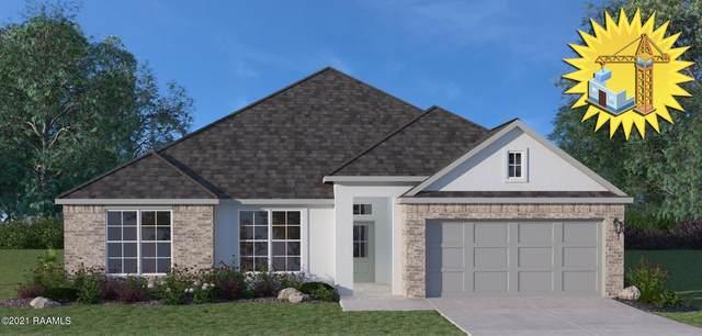 203 Rue Cordorcet, Youngsville, LA 70592 (MLS #21009861) :: United Properties