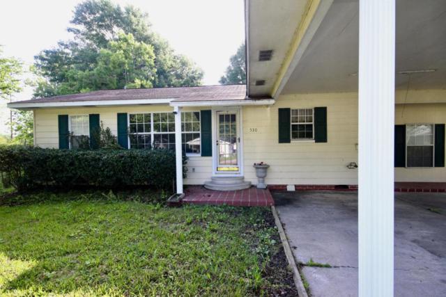 530 College, Eunice, LA 70535 (MLS #16003809) :: Keaty Real Estate