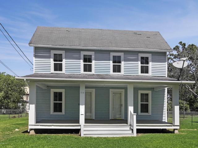 514 Mckinley Street, Jennings, LA 70546 (MLS #17002395) :: Keaty Real Estate