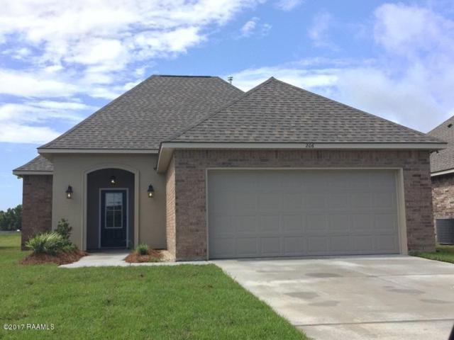 206 Gray Birch Loop, Youngsville, LA 70592 (MLS #17003368) :: Keaty Real Estate