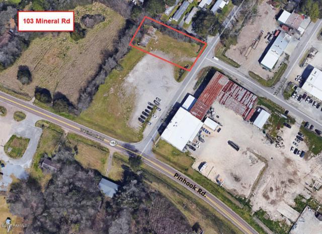 109 Mineral Road, Broussard, LA 70518 (MLS #17004053) :: Keaty Real Estate