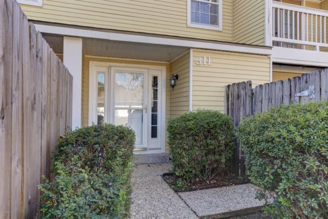 200 Lodge Drive #311, Lafayette, LA 70506 (MLS #17005525) :: Keaty Real Estate