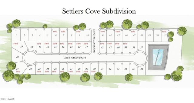 109 Safe Haven Drive, Carencro, LA 70520 (MLS #17006238) :: Keaty Real Estate