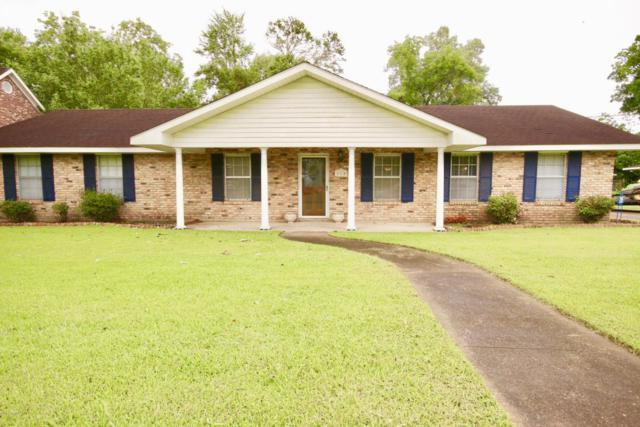 218 E Davis, Opelousas, LA 70570 (MLS #17006276) :: Keaty Real Estate